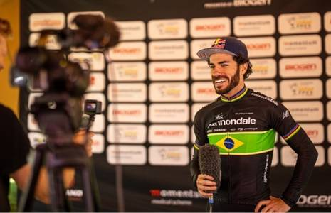 Inside the Team: Cannondale's Henrique Avancini